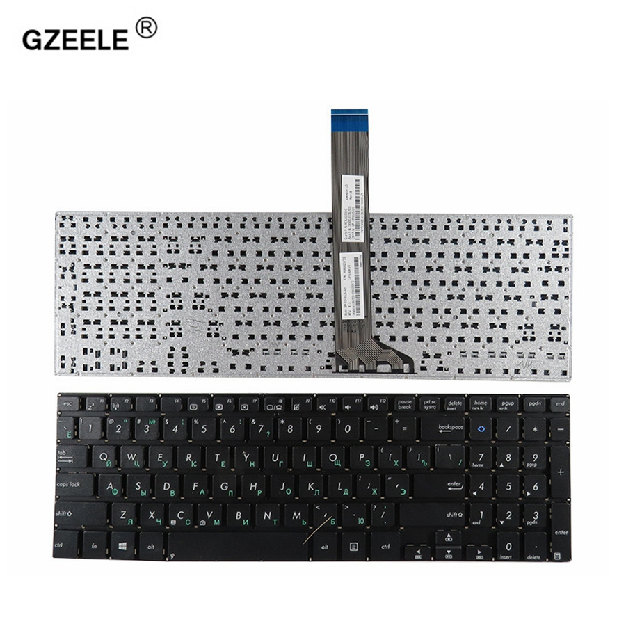 GZEELE RUSSIAN For ASUS VivoBook S551 S551LA S551LB V551 V551LN S551L S551LN K551 K551L RU Laptop Keyboard Hot Selling Wholesale