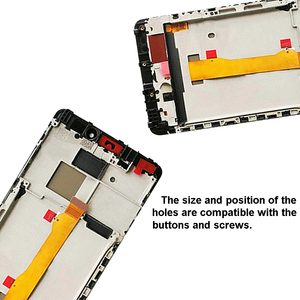 Image 4 - 5.5For Huawei Mate S MateS LCD Display Touch Screen Digitizer Assembly CRR UL00 CRR UL20 CRR TL00 CRR CL00 CRR L09 Replacement