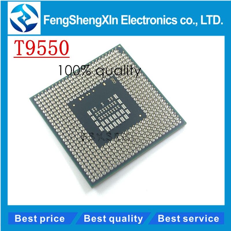 CPU 2 Duo T9550 CPU 6 m cache/2.66 GHz/1066/dual-core socket 479 procesador portátil forGM45/PM45