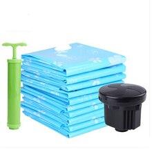Бесплатная доставка 3 шт./компл. 100 * 80 / 100 * 70 / 80 * 60 / 70 * 50 см хранения сжатого пространства мешок