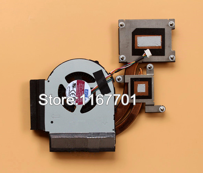 NEW for Lenovo ThinkPad L440 L540 CPU cooling fan cooler BATA0710R5H P006 5wires