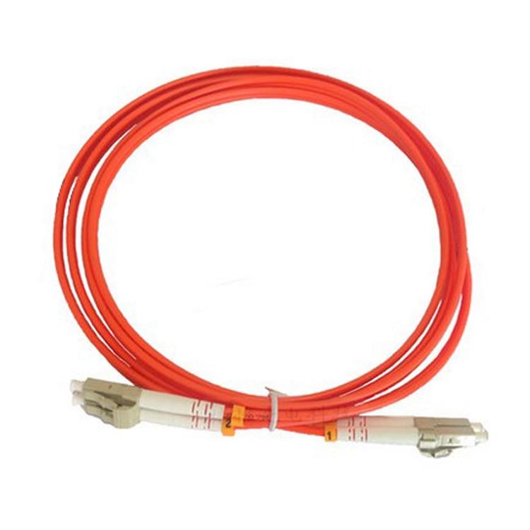15 Meter LC-LC Fiber Optic Cable MultiMode Duplex Patch Cord OM2 50/125