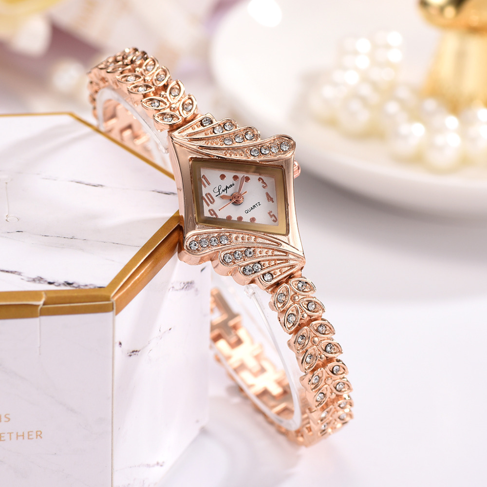 Lvpai महिला घड़ियाँ लक्जरी - महिलाओं की घड़ियों