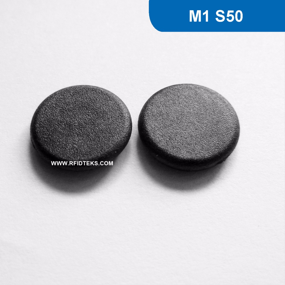 G13 Dia 13mm RFID Industry Tag NFC Smart Tag ISO14443A 13.56MHz with M1 S50 Chip password management short range nfc module rfid 13 56mhz tag reader
