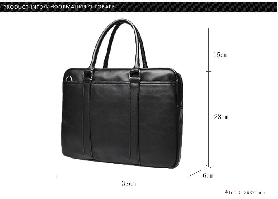 حقيبة جلدية فاخرة 1