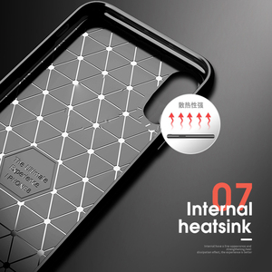 Image 4 - Чехол из углеродного волокна для Samsung Galaxy A70, противоударный чехол для телефона Samsung A50, A70s, A, 70 s, гибкий чехол бампер
