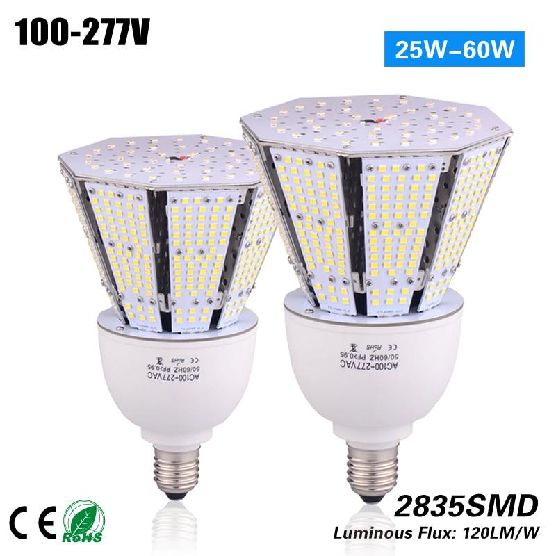 Free shipping 40W 100-277VAC 4800lm E40 LED Garden Light 3years warranty CE ETL ROHS free shipping 5pcs 120w ufo highbay light 130lm w 100 277 vac to replace 400w hps