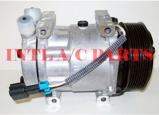 New A//C Compressor and Clutch CO 4822C 3551405C1