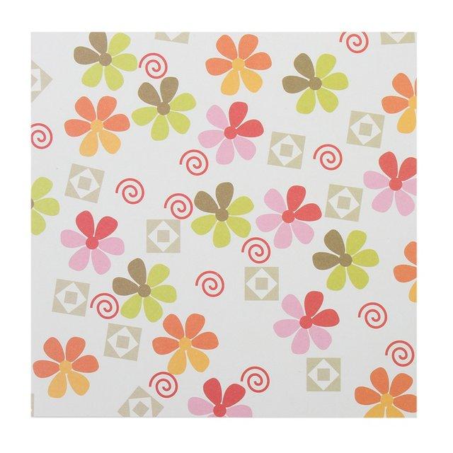 Online Shop Overvalue 72pcs Lovely Animal Floral Pattern Origami
