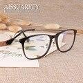 Titanium очки оптические полный обод очки кадр урожай очки по рецепту четкие линзы модный бренд дизайнер мужчины женщины