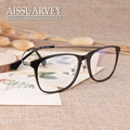 Titanium anteojos ópticos del lleno-borde gafas de marco vintage marco gafas graduadas lentes claras de moda diseñador de la marca mujeres de los hombres