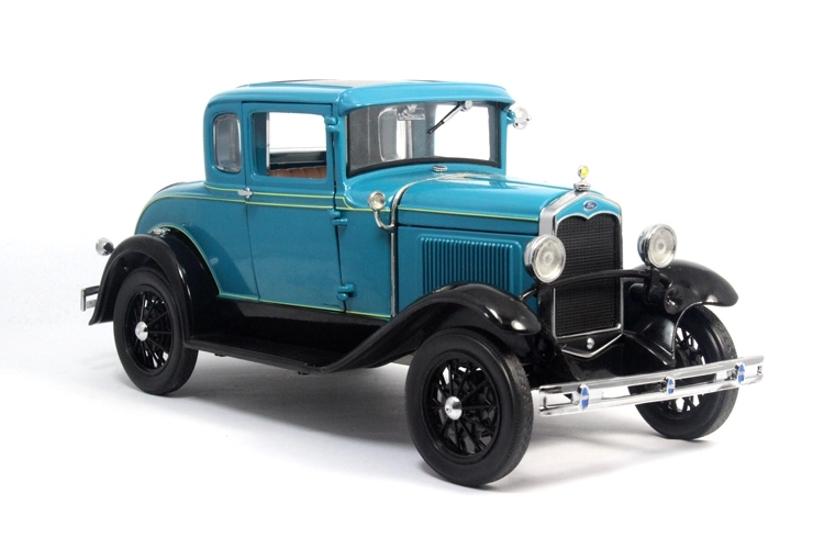 sunstar 1:18 1931 Ford Mannequin A basic automobile mannequin Alloy automobile fashions Favourite Mannequin