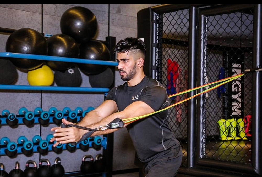 Купить с кэшбэком DLINE 11Pcs/Set Pilates Tubing Resistance Band Set Expanders Exercise Tubes Practical Strength  Crossfit Fitness Equipment