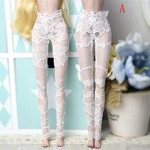 Haute Qualité Main Mesh Bas Dentelle Bas Pantalon Pantalon Legging Pour  Barbie Poupée Vêtements de Poupée 1b1b1747636