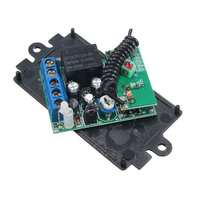 RF DC12V Relay Wireless Remote Control315/422MHz Switch Delay Timer control Durable Quality Electronic Module Board