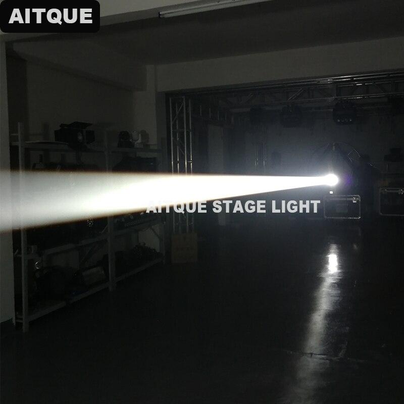 (8 шт./Чехол) сценический светильник, оборудование, изящный художественный светильник, движущаяся головка 350 Вт, луч, движущаяся головка, светильник, s луч, меняющий цвет, светодиодный светильник, лампа - 5