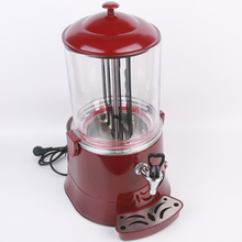 Commercial Hot Chocolate Machine 10L Electric Baine Marie Mixer chocofairy Coffe Milk Wine Tea Dispenser Machine 110V-220V commercial hot chocolate machine 10l electric baine marie mixer chocofairy dispenser machine
