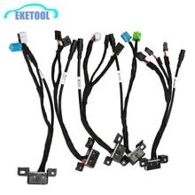 5 قطعة/المجموعة EIS ELV اختبار الكابلات W164 W166 W204 W212 W221 يعمل ل CGDI MB بروغ VVDI MB بغا EIS/ELV صيانة خط خمسة في واحد