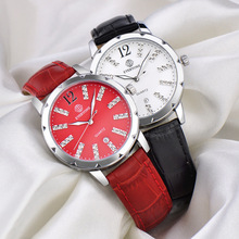 Горячая Luxury Brand мода Orologio Донна Мода бизнес Часы Женщины Повседневная Кожа Часы Женские Кварцевые Дамы Наручные Часы