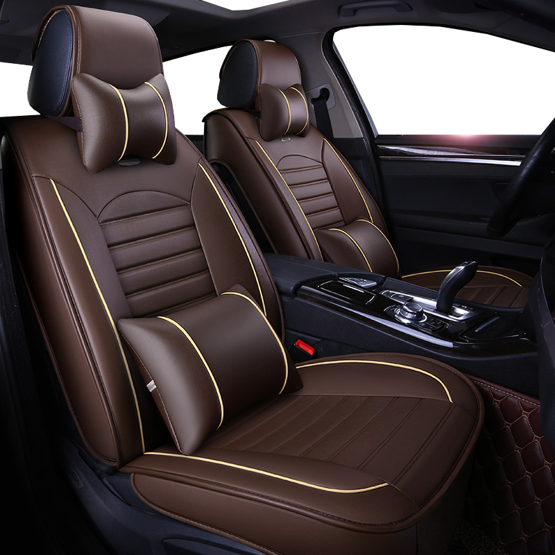 New Universal auto Car seat covers For mitsubishi lancer 10 asx pajero 4 2 outlander xl