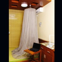 Blosilver High Protection EMF Wifi Radiation Shield Bed Canopy(King)