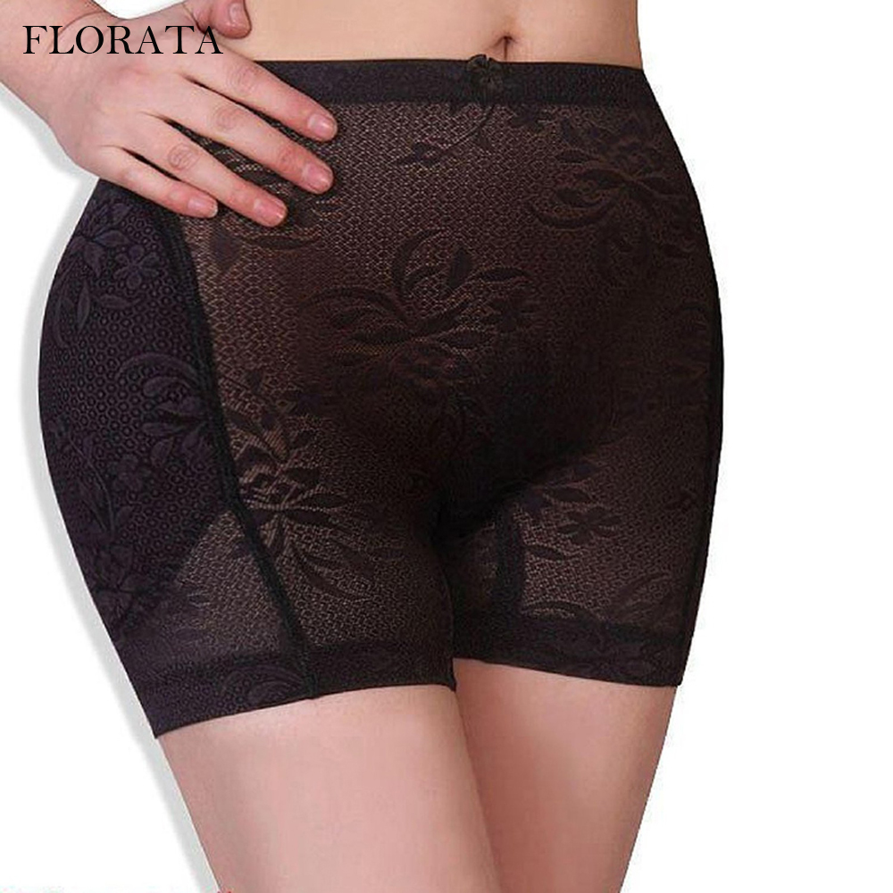 1ff3e7a9ff524 FLORATA Sexy Women body shaper slimming Panty Seamless Hip Enhancer Shaper  Push Up Padded Panties Underwear Pants Bottom Hip Ass-in Control Panties  from ...