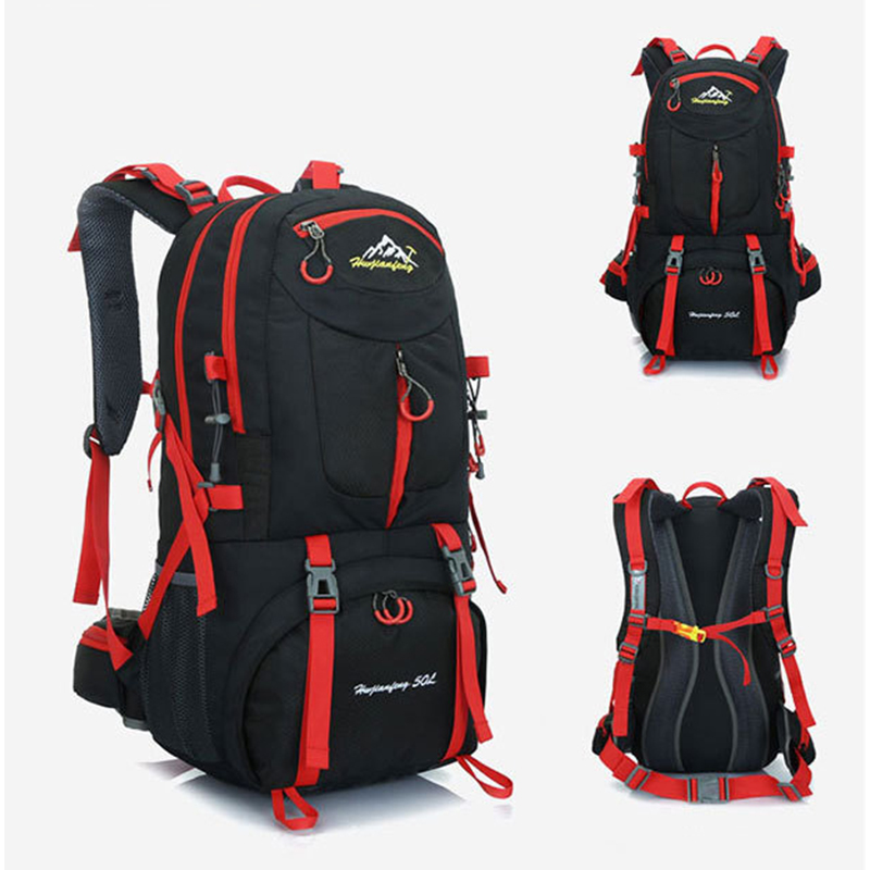 60L 50L 40L men waterproof backpack travel pack sports bag pack Outdoor Mountaineering Hiking Climbing Camping backpack for male60L 50L 40L men waterproof backpack travel pack sports bag pack Outdoor Mountaineering Hiking Climbing Camping backpack for male