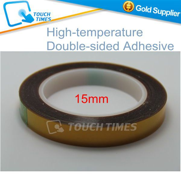 Free Shipping 15mm 10m Brown Bga Tape Heat Double Sided
