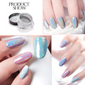 Hot Sale Mirror Sequins Powder Nails Decorations Nail Beauty Holographic Glitter Powder For UV Nail Gel Chrome Pigment Powder
