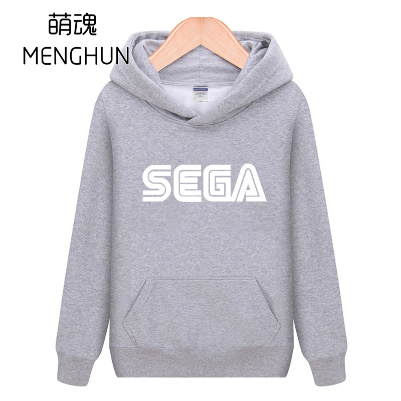 Image 5 - Retro game fans hoodies game fans cool daily wear hoodies SEGA  hoodies gift for boyfriend ac1390Hoodies