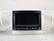 Android 7 1 1 2GB ram car dvd Audio player FOR KIA SPORTAGE 2016 2017 stereo