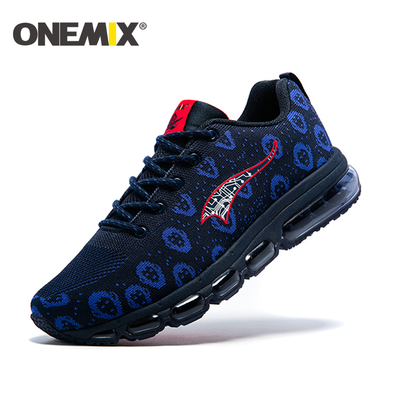 NEW onemix Air Weaving Men's Sport Running Shoes Breathable Mesh Women's Athletic Shoes Lady Walking Sneaker size EUR 36-46 2017brand sport mesh men running shoes athletic sneakers air breath increased within zapatillas deportivas trainers couple shoes