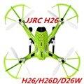 JJRC H26 H26W H26D Mini Drone 2.4 Г 4CH 6 Оси обезглавленный Quadcopter Гироскопа Дистанционного Управления Quadcopter со СВЕТОДИОДНОЙ Подсветкой RC вертолет