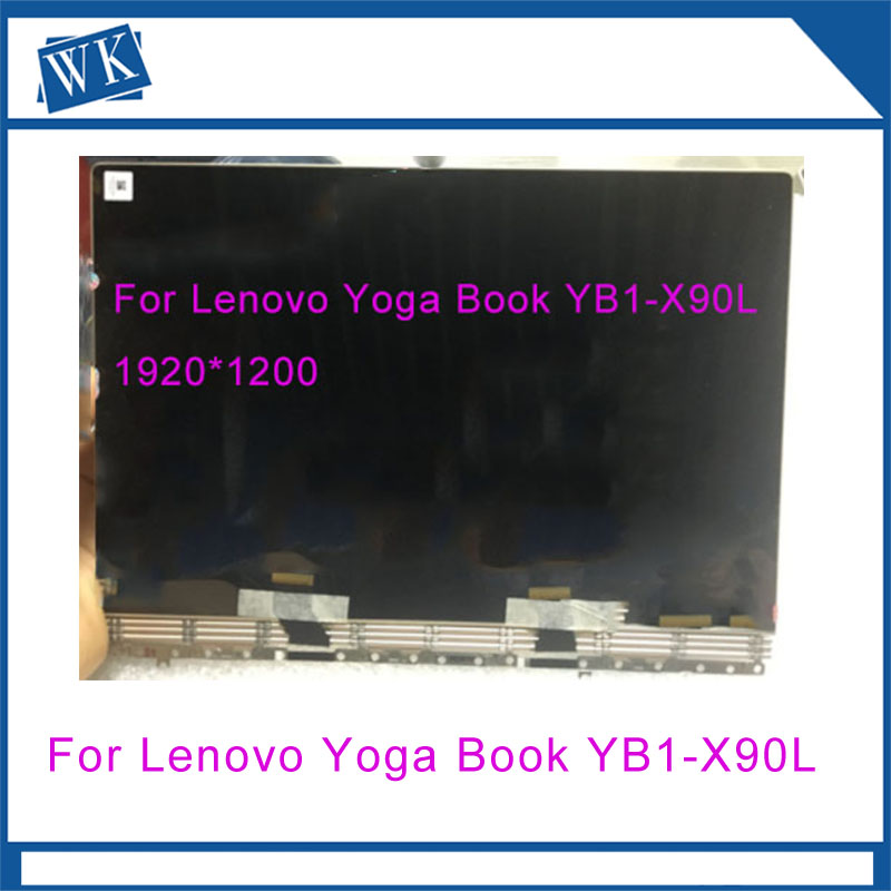 10.1 inch 100%  Original LCD Display For Lenovo Yoga Book YB1-X90L YB1-X90F LCD Screen with Touch screen Digitizer Assembly10.1 inch 100%  Original LCD Display For Lenovo Yoga Book YB1-X90L YB1-X90F LCD Screen with Touch screen Digitizer Assembly