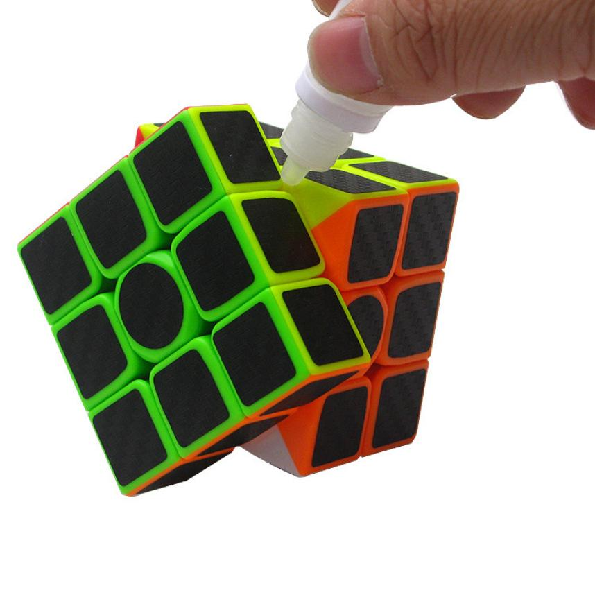 Shaunyging # 3002   1PCS 10ml Lubricating Speed Cube Oil Magic Cube Accessories For Match Game