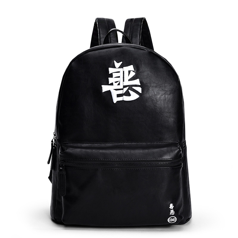 Back-Pack Laptop Embroidery Teenager Vintage Waterproof Men/women for China High-Quality