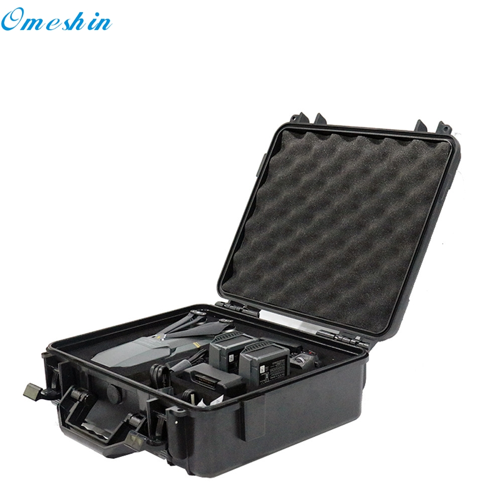 Housse de transport pour DJI Mavic Pro accessoires ABS étanche aux intempéries dur militaire spécifications sacs pour DJI Mavic Pro Drone sac 20J