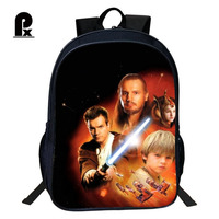 Pacento Cool Children Star Wars Backpack Pupil S School Bags For Boys Shoulder Bags Stylish The