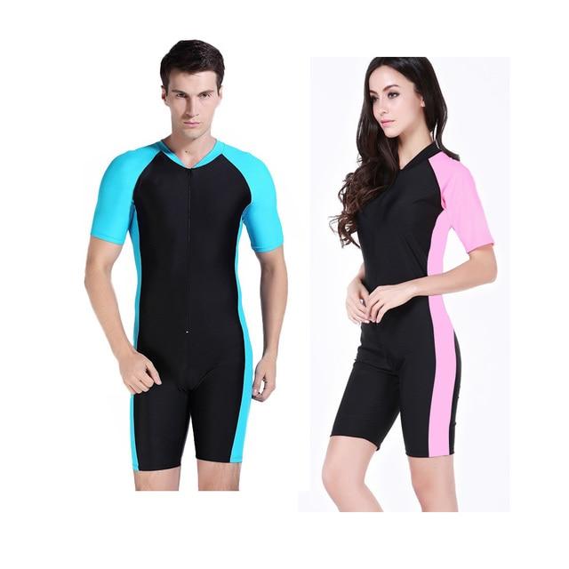 Wetsuit Scuba Diving Suit One-Piece Swimwear Swimming Wet Suits Dive Skin Spearfishing Swimwear Rashguard Diving Short Wetsuit