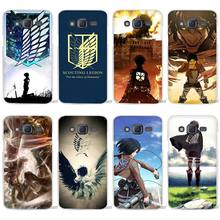 Attack On Titans Phone Cover For Samsung
