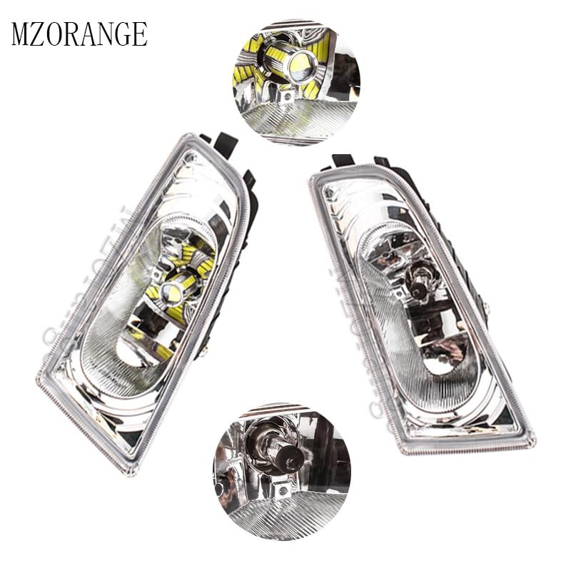MZORANGE LED/Halogen Blub Front Fog Lamp Fog Light For CIVIC FD2 FD1 2006 2011 For CIIMO 2012 2013 2014 2015 33950 TX3 H01