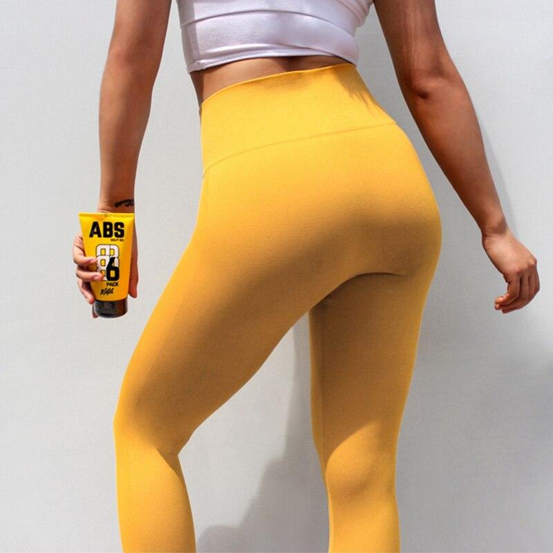 Femmes Chaude Sans Soudure Sport Leggings Womem Fitness Pantalon Taille Haute de Course Collants Legging Extensible Pantalon De Yoga Gym vêtements