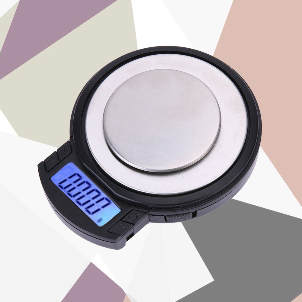 Smart Scale 0.001g x 100g Mini Digital Jewelry Scale Milligram Gram Precise Weighing Weight with Backlight LCD digital display  цены