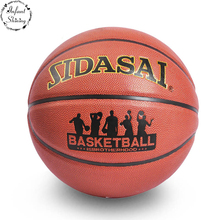 Basktball Sports Ball 7 Entertainment Factory Direct Wholesale and Retail Shop Agent Pu Basketball Sports Activities
