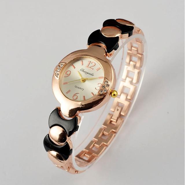 c684294fff075 2018 Hot Sell Luxury Brand Chaoyada Watch Women Fashion Quartz Watches  Popular Designer Ladies Quartz-watch