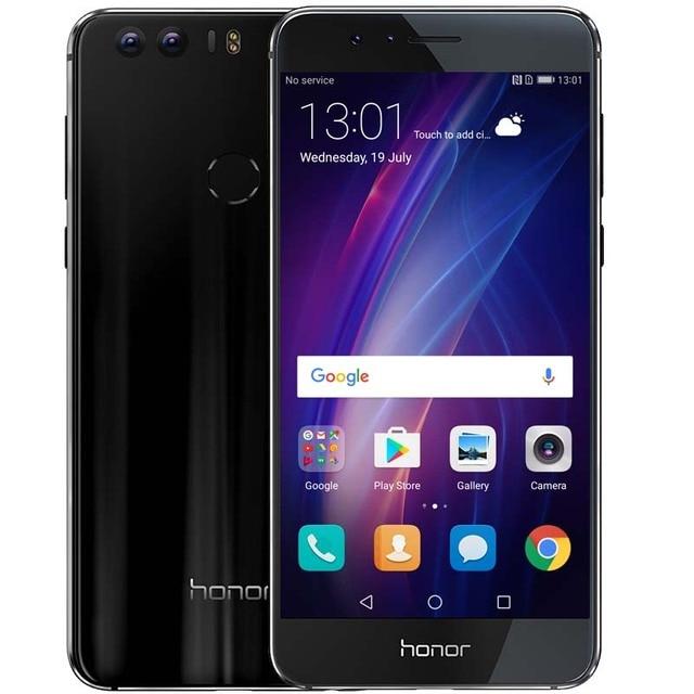 US $335 99 |Huawei Honor 8 OTA Update 4G LTE smartphone Dual side glass  body 5 2