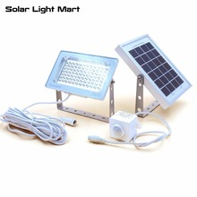 Guardian 580X 84LED 3 Lighting Modes Waterproof Outdoor Automatic Solar Powered PIR Motion Sensor LED Security Light(China)