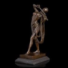Free shipping 100%  western female bronze nude woman statue figurines female nude