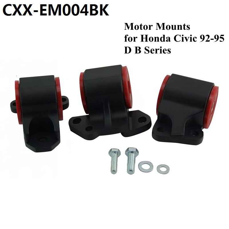 aluminum engine swap mounts kit for 92 95 honda eg civic d16 b16 b18 rh aliexpress com