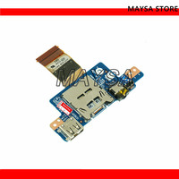 NS A543 DA30000FJ30 FOR LENOVO USB AUDIO CARD READER BOARD Y700 15ISK 80NW (A)(CB49)